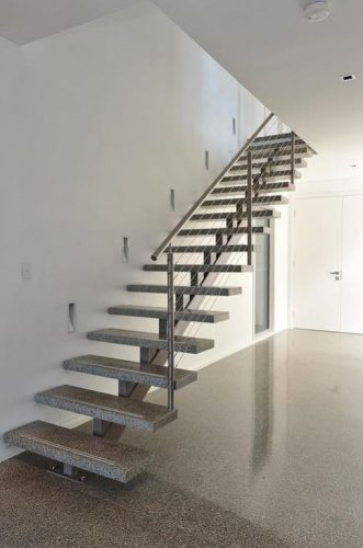 5 Reasons To Choose Metal As Your Stair's Core Material