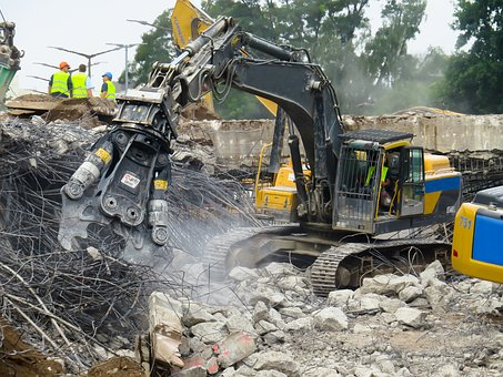 Five Things To Consider When Choosing A Demolishing Contractor